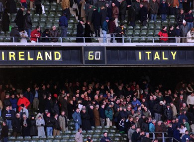 There were bigger wins than the five below, like this 2000 scoreline, but it's the confidence-boosting footage we're after.