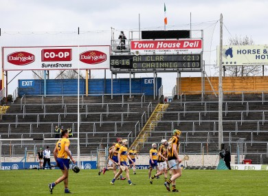 Clare beat Kilkenny by nine points in yesterday's semi-final.