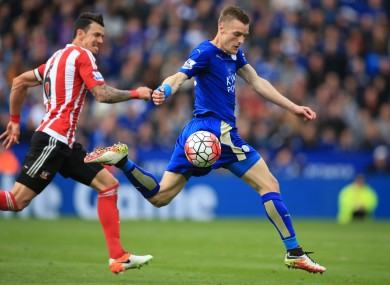 We could soon see Vardy Vale in Leicester