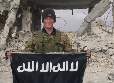 The 24-year-old was fighting with Kurdish forces against Islamic State.