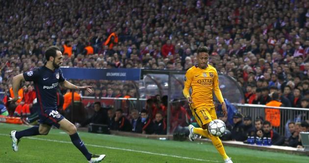 As it happened: Atletico Madrid v Barcelona, Champions League quarter-finals