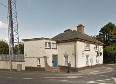 Stepaside Garda Station south Dublin.