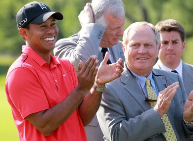 Jack Nicklaus knows you can win Majors well into your forties.