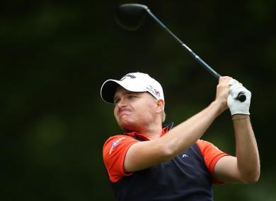 English golfer James Morrison.
