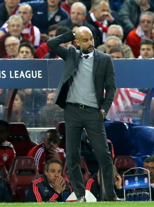 Bayern Munich need to overturn a one-goal deficit against Atlético Madrid.