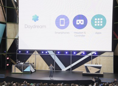 DayDream is Google's next-generation VR platform, designed for Android.