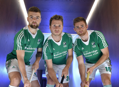 Ireland are preparing for their first Olympic appearance.