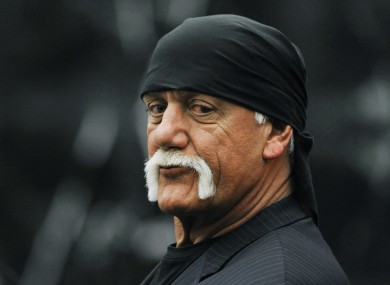 Hulk Hogan, whose real name is Terry Bollea, was awarded $140 million against Gawker Media in March.