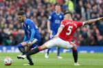 Leicester forced to wait for Premier League title as United's top-four hopes dealt a blow