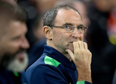 Time is running out before O'Neill has to submit his final squad list.
