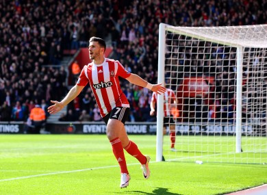 Shane Long has hit career-best form of late.