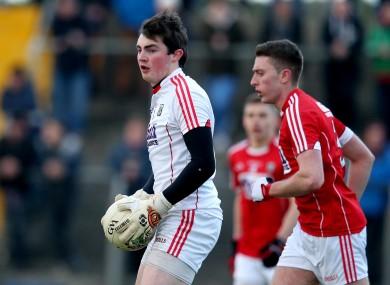 Cork U21 goalkeeper Anthony Casey and defender John Mullins will start for the county's junior side on Sunday.