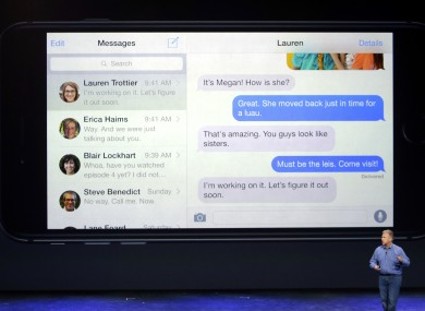 iMessage is a iOS and Mac-only service, but recent rumours suggest it could be arriving on Android.