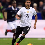 He may have signed for Manchester City but a dislocated kneecap rules Gundogan out of action for some time and Germany's summer adventure.<span class=