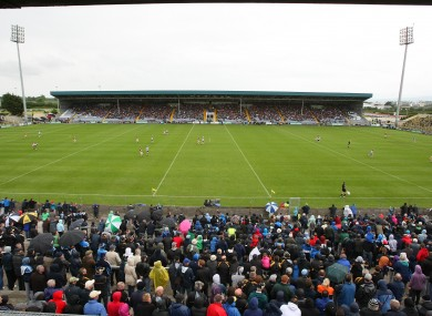O'Moore Park will host Laois and Armagh on 18 June.