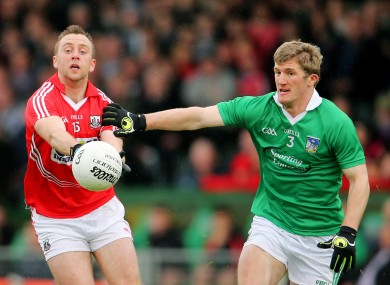 Cork's Paul Kerrigan and Limerick's Johnny McCarthy will be in opposition in the qualifier.