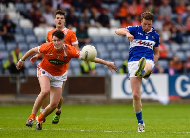 Laois and Armagh will be back to renew acquaintances in O'Moore Park.