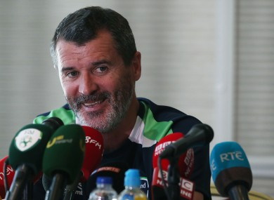 Roy Keane has come under fire for his criticism of individual Ireland players.