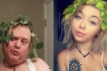 This dad has been parodying his daughter�s selfie poses with excellent results