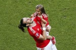 Emotional Bale glad to share Paris joy with family after Northern Ireland win