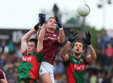Galway saw off Mayo by 1-12 to 0-12 in Castlebar last Saturday.