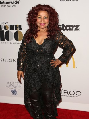 Chaka Khan in Los Angeles in 2014.