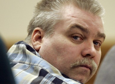 Steven Avery pictured in 2007