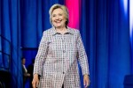 Hillary Clinton makes history by winning Democratic presidential nomination