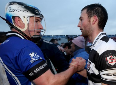 Sarsfields Cian McCarthy and Midleton's Luke O'Farrell will be in opposition (file photo)