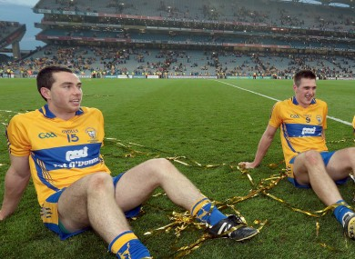 Conor McGrath and Conor Ryan will miss out for Clare on Saturday.