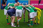 The Irish team have booked their place in the Plate final of the 2016 Homeless World Cup