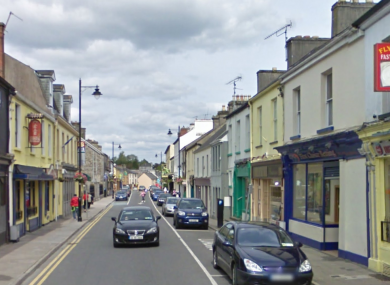 Main Street, Carrick-on-Shannon.