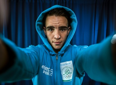 Conlan is ready for Rio and to achieve his dream.