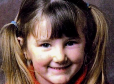 Six-year old Mary Boyle has been missing since 1977.