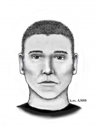 This composite sketch provided by the Phoenix Police Department this week shows a possible suspect in a series of fatal shootings in Phoenix