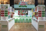 This pick 'n' mix cereal station has been set up in Blanchardstown shopping centre