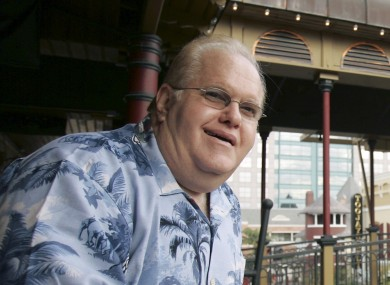 A 2007 photo of Lou Pearlman.