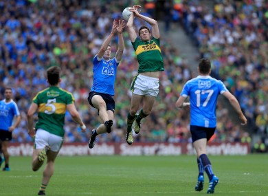 Kerry were immense but Dublin had that extra pep in their step at the end.