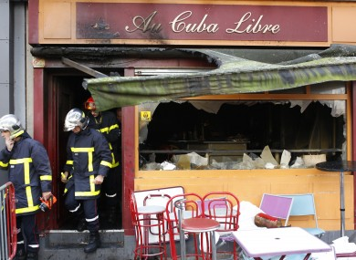 13 Dead After Fire In French Bar Sparked By Birthday Cake Candles