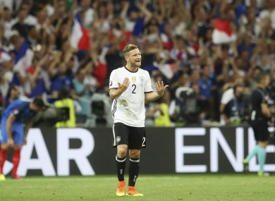Mustafi is expected to sign in the coming days.