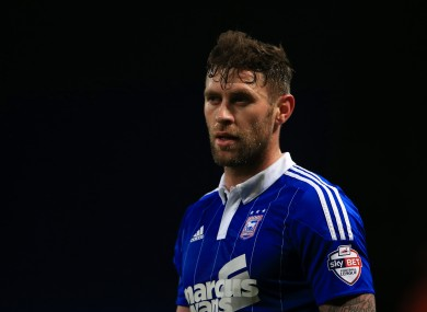 Murphy spent two seasons on loan at Ipswich before moving permanently to Portman Road in 2013.
