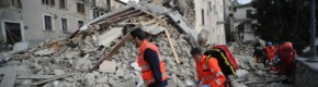 At least 10 feared dead as 6.2 magnitude earthquake strikes central Italy