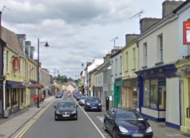 Main street, Carrick-on-Shannon