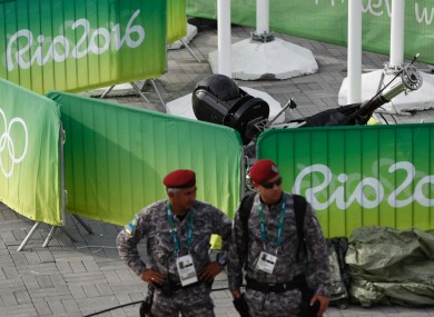 Olympic Park camera