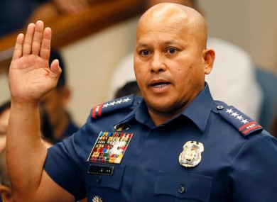 Philippine National Police Chief Ronald