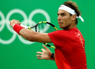 Rafael Nadal has suffered an injury-plagued couple of seasons.