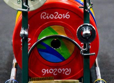 Rio Olympics weightlifting