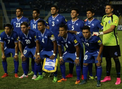 El Salvador and Canada drew 0-0 when they met in qualification last November.