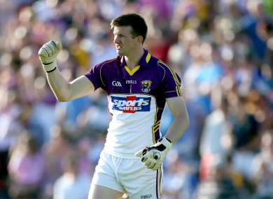 Wexford goalkeeper Anthony Masterson has called it a day.