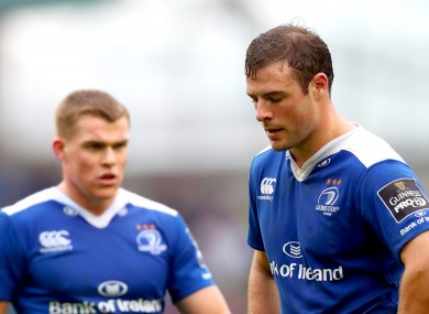 Ringrose and Henshaw impressed in their first outing together.